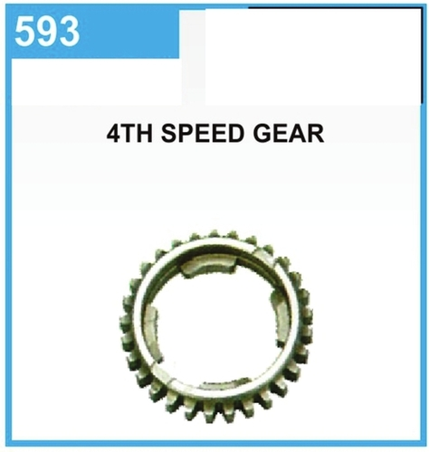 4th Speed Gear