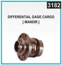 Differentail Gage Cargo [Mandir]
