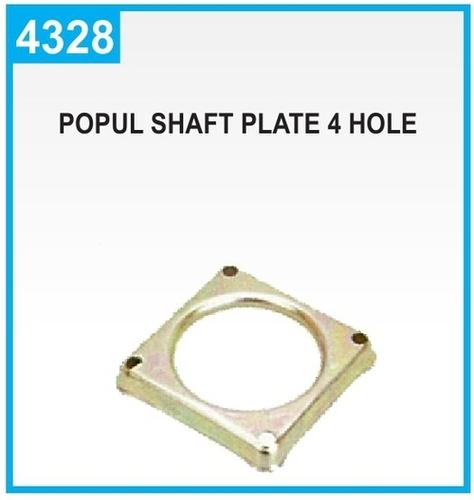 Popular Shaft Plate 4 Hole