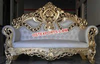 Wedding Stage Throne sofa