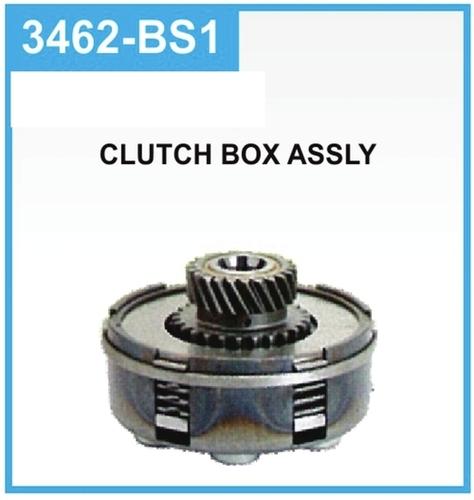 Clutch Box Assly