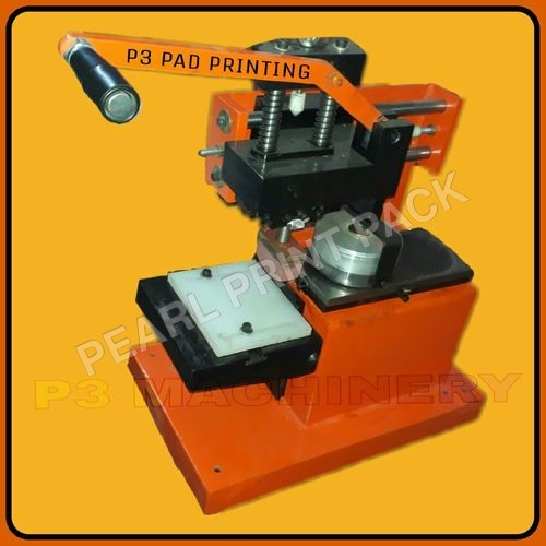 Air Pneumatic Pad Printing Machine