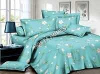 Floral Printed New Design Bed Sheet