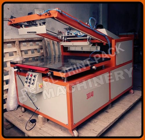 Automatic Flat Screen Printing Machines