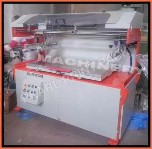 Flat Auto Screen Printing Machines
