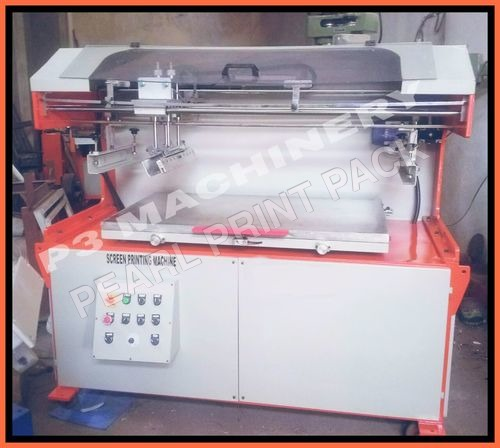 Manual Screen Printing Machines
