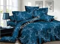 Abstract Design King Size Bed Sheet