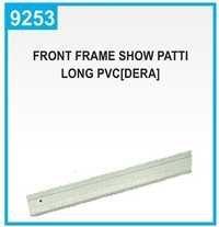 Front Frame Show Patti Long Pvc [Dera]