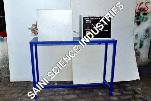 thermal conductivity of liquid apparatus