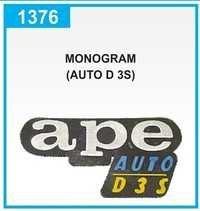 Monogram [Auto D 3S]