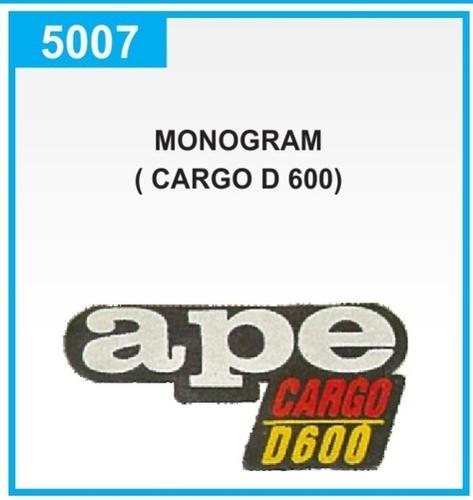 Monogram [Cargo D 600]