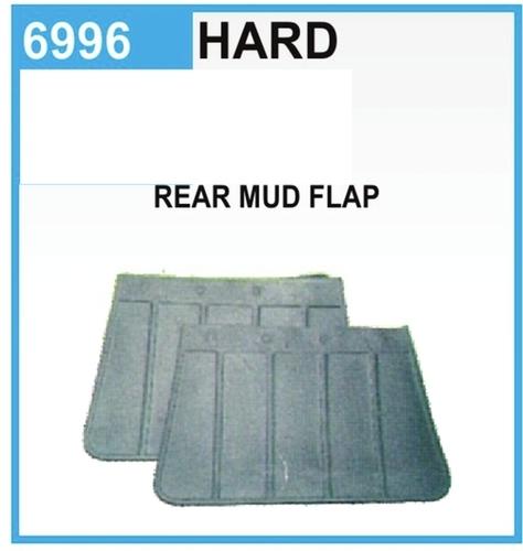 Hard Rear Mud Flap