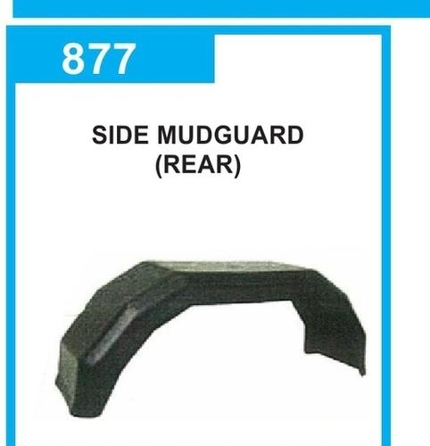 Piaggio Ape Matting Rear Mudguard & Door Mirror