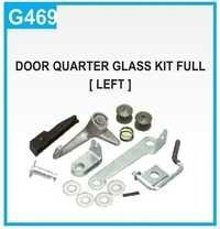 Door Quarter Glass Kit Full [Left]