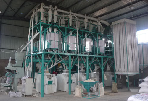 Industrial Flour Mill