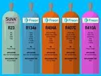R-404 Refrigerant Gas