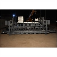 Mobile Sand Screening Machine