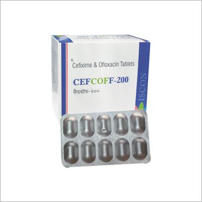Cefixime & Ofloxacin tablet