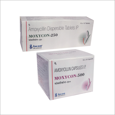 Amoxicillin Dispersible Tablets
