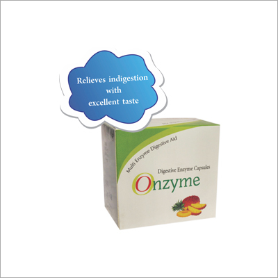 Digestive Enzyme Capsules