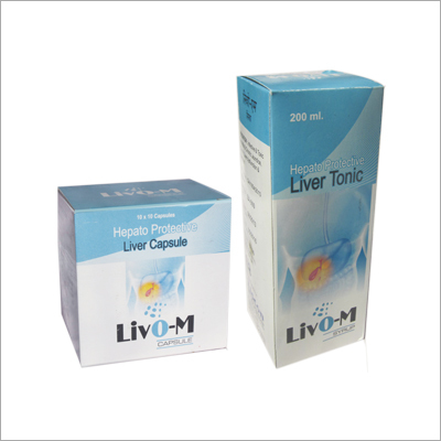 Ayurvedic Liver Protector Cap.
