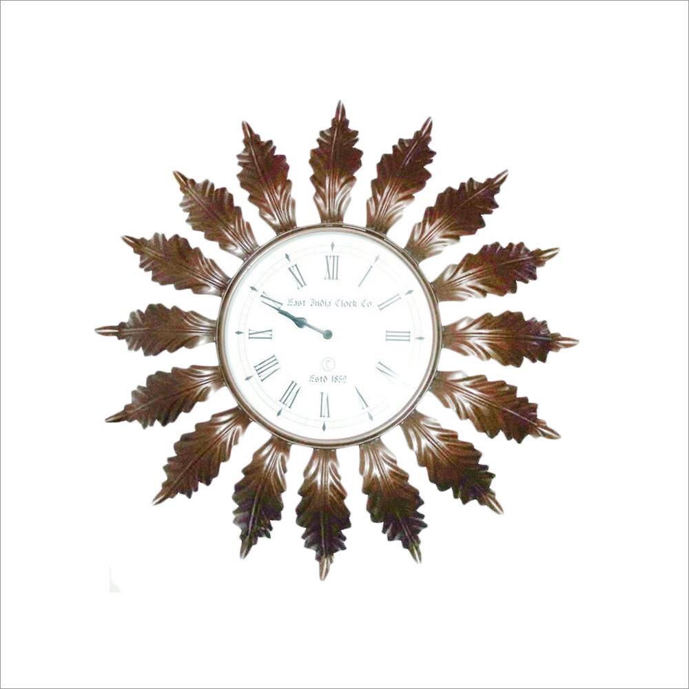 Wallace Iron Wall Clock