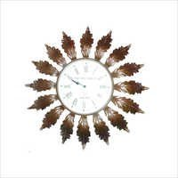 Wallace Iron Wall Clock