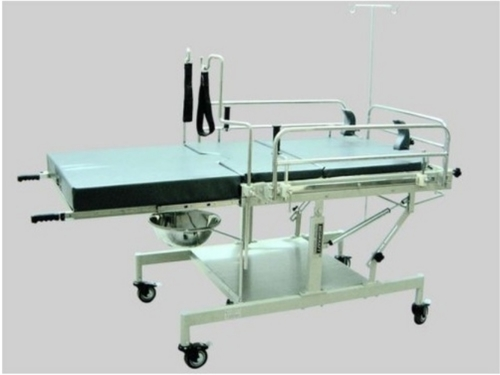 Three Section Delivery Bed