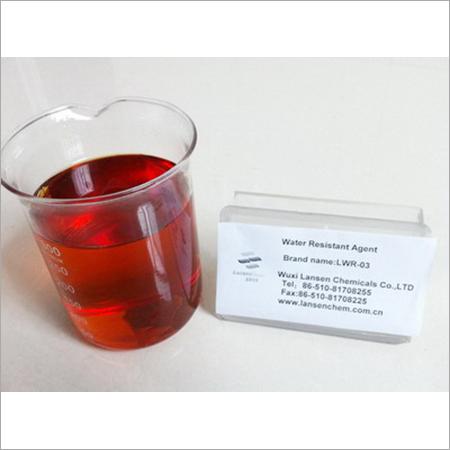 Water Resistant Agent LWR-03