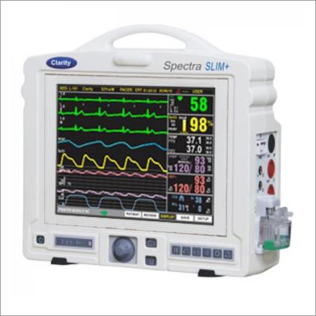 Slim Patient Monitor