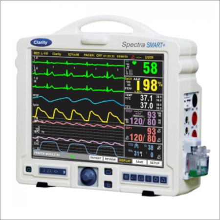 Smart Patient Monitor Clarity