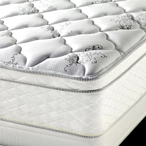 Luxury Range - Springmatt Top Mattress