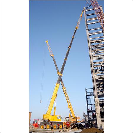 Industrial Cranes On Rent