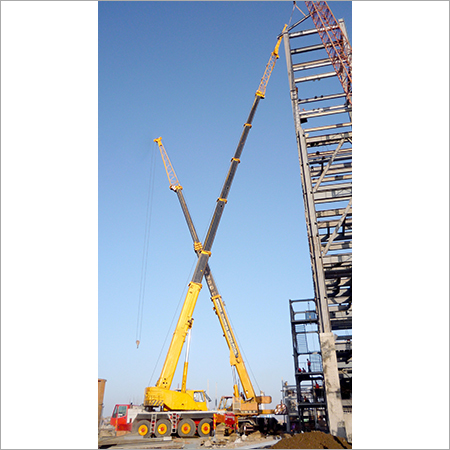 Industrial Cranes On Rent