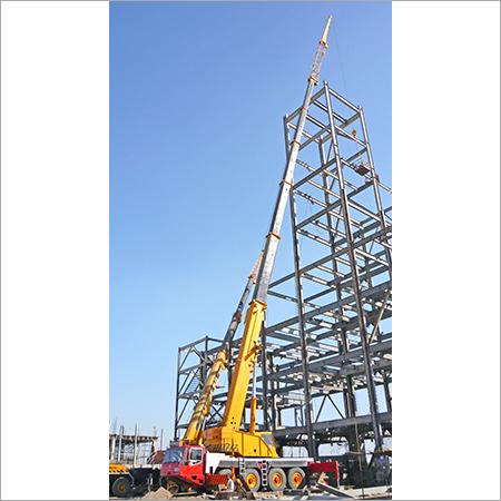 Industrial Cranes Rental Service