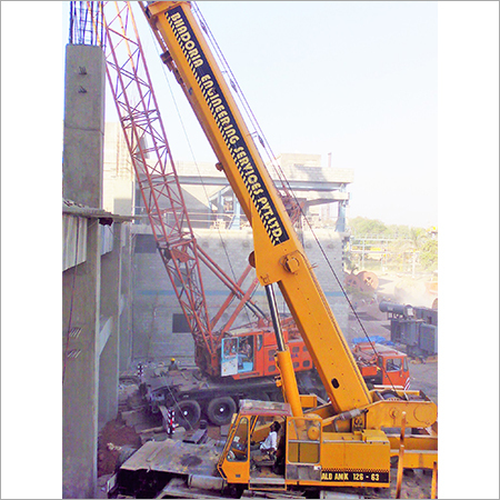Industrial Cranes On Hire