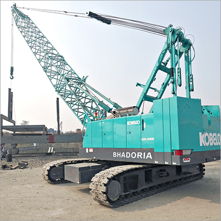 Heavy Duty Cranes Rental Services