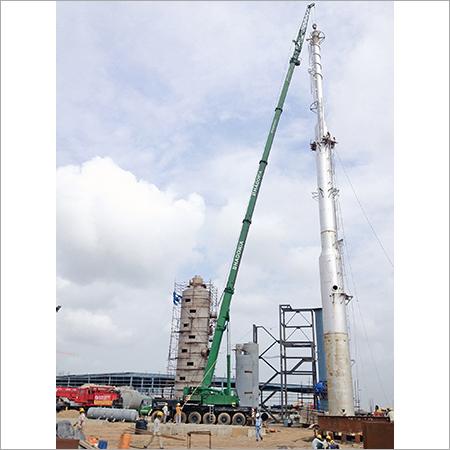 Heavy Duty Cranes On Rent