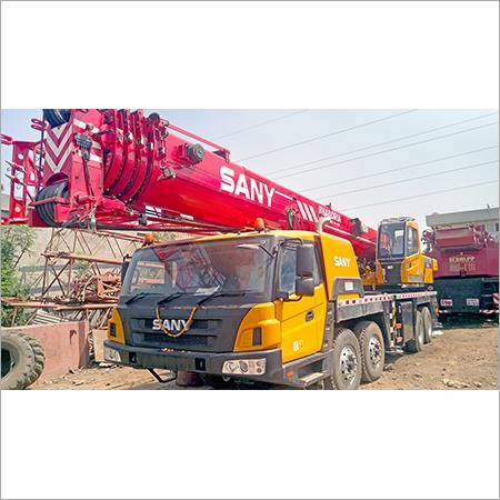 Cranes Hiring Services