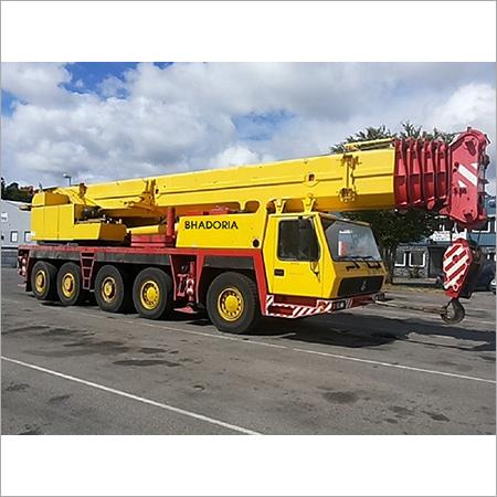 Heavy Duty Cranes Hiring