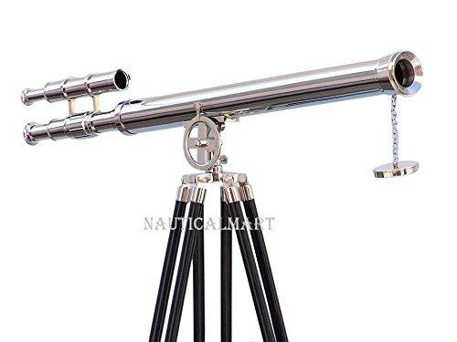 Nauticalmart Floor Standing Chrome Griffith Astro Telescope 40