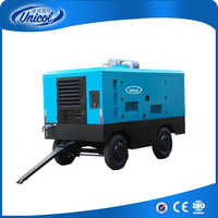 750cfm Diesel Screw Air Compressor