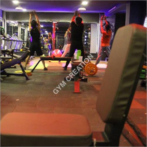 Commercial Gym Machine Setup