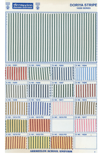 Doriya Stripe Fabric