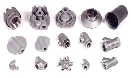 Non ferrous castings