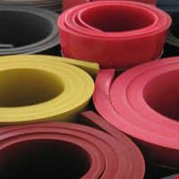 Rubber Sheet For Specific Uses