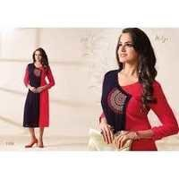 NIKHAR WHOLESALE GEORGETTE KURTI