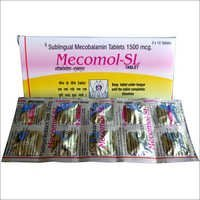 Sublingual Mecobalamin Tablet