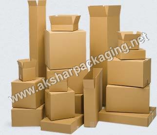 Corrugated Board Boxes