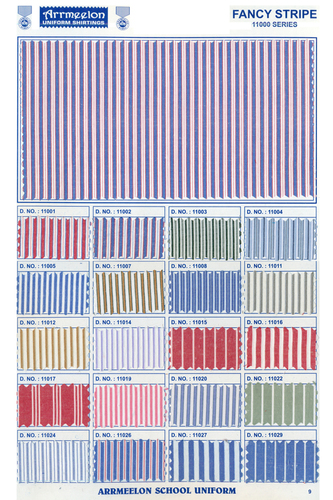 Fancy Stripe Fabric